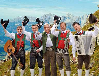 Johnny & Alpenspektakel